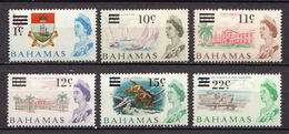 Bahamas MNH Revalued Stamps - Bahamas (1973-...)