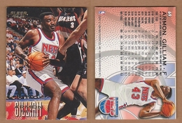 AC - FLEER 1996 - 1997 ARMON GILLIAM 69 BASKETBALL NBA STARS - Singles