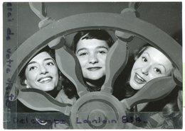 - Photo De Presse - Original - Micheline DAX, Suzanne GABRIELO, Maria RIQUELME, 24-09-1942, TBE, Scans. - Goods Waggons (wagons)