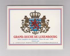 Luxembourg Grand-Duche Münzsatz 1795-1995 - Lussemburgo