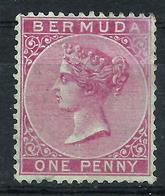 Bermuda 14 (*) WZ Kopfstehend - Bermuda