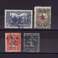 CILICIE Lot  Obli  C226 - Cilicie (1919-1921)
