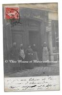 PARIS 1908 - GRANDS APPARTEMENTS A LOUER - PAR MOREL - DEVANTURE - CARTE PHOTO - Händler