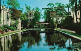 CARTE POSTALE ORIGINALE DE 9CM/14CM : LAGOON BALBOA PARK  SAN DIEGO   CALIFORNIA  USA - San Diego