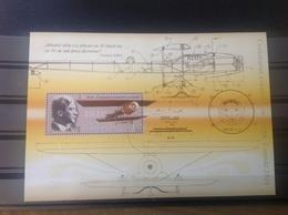 Roemenië / Romania - Sheet 100 Jaar Vliegtuigen (14.50) 2010 - 1948-.... Republics