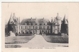 Cp , 41 , THEILLAY , Château De Rère - Sonstige Gemeinden