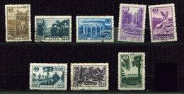 Russie Ob. N° 1295 à 1302 - Vue De La Crimée Et Du Caucase - - 1923-1991 USSR