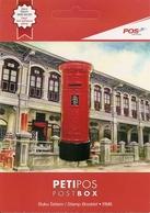 MALAYSIA (NATIONAL), 2011, Booklet SB 29, Postboxes - Maleisië (1964-...)