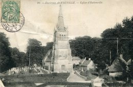 Eglise D'HATTENVILLE - Other Municipalities