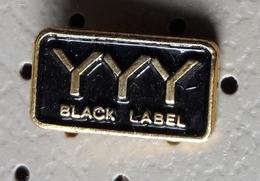 YYY Black Label Yardley Perfume After Shave Pin - Perfume