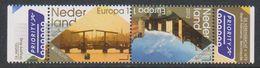 Europa Cept 2012 Netherlands 2v ** Mnh (39279A) - 2012