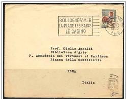 Francia/France: Flamme - Casino, Casino - Giochi