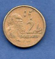 Australie -  2 Dollars 1994  --  Km # 101  -  état  TB+ - Victoria