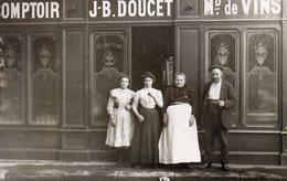 Chambéry Jb Doucet Carte Photo - Chambery