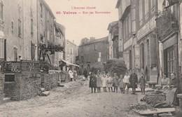 12/ Vabres - Rue Des Marronniers - Trés Belle Animation - Vabres