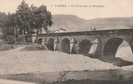 12/ Vabres - Le Pont Sur Le Dourdou - Vabres