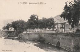 12/ Vabres - Avenue De Saint Afrique  - Edition Audouard 5 - Vabres