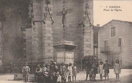 12/ Vabres - Place De L'Eglise   - Edition Audouard 7 - Vabres
