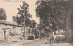 12/ Vabres - Avenue De La Vierge   - Edition Audouard 6 - Vabres