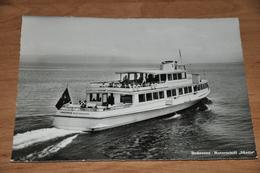 1048- Motorschiff Säntis - Paquebots