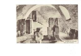 Cpa - Suisse - Château De VALANGIN - Chambre De Tortures - Thème Prison Cachot  - N°1399 Co - Bagne & Bagnards