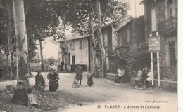 12/ Vabres - L'Avenue De Camares  - Edition Audouard 14 - Vabres