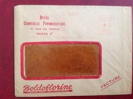 Paris Pharmacie Pub Boldoflorine - EMA (Printer Machine)