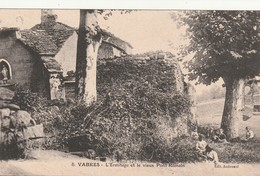 12/ Vabres - L'Ermitage Du Vieux Pont Romain  - Edition Audouard 8 - Vabres