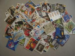 GRANDE BRETAGNE  LOT DE 200 TP OBLITERES TOUS DIFFERENTS - Collections