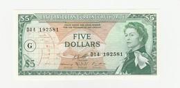 Grenada 5 Dollars UNZ - Caraïbes Orientales