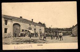 LIOCOURT - Linhofen - France