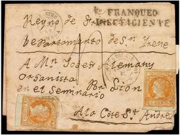 SPAIN: CUATRO CUARTOS N.52 - Spain