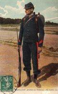 Artillerie De Forteresse - Uniformi