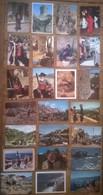 Lot De 31 Cartes Postales CORSE / Personnages , ânes , Pêcheurs - France