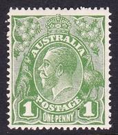 Australia SG 83 1924 King George V,1d Green No Watermark, Mint Never Hinged - 1913-36 George V: Heads