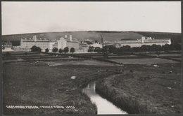 Dartmoor Prison, Princetown, Devon, C.1940s - Chapman & Son RP Postcard - England