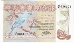 Surinam - Suriname 2,5 Gulden 1-11-1985 Pick 119a UNC - Surinam