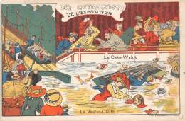 54 - MEURTHE ET MOSELLE / Nancy - 545059 - Exposition - Carte Illustrée - Nancy