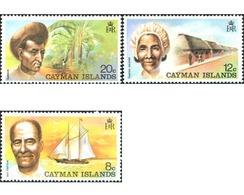 Ref. 178745 * MNH * - CAYMAN Islands. 1974. INDUSTRIAS ARTESANAS - Ships
