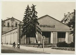 AK  Neustrelitz Sporthalle - Neustrelitz