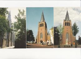 Hoogerheide : RK Kerk - 3 Kaarten - Andere