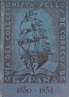 Bibliografía. (1935ca). GUIA DEL COLECCIONISTA DE SELLOS DE CORREOS DE ESPAÑA, Tres Tomos. Tort Nicolau. Edición Origina - Spain