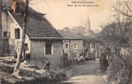 54 - MEURTHE ET MOSELLE / Neufmaisons - 545143 - Rue De La Brosseterie - Neuves Maisons