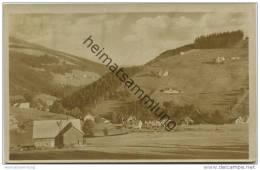 Krkonose - Pec Pod Snezkou - Riesengebirge - Weg Nach Der Scheekoppe - Foto-AK - Repubblica Ceca