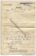 Österreich - Steiermärkische Landesbahnen StLB - Befehl Für Zug UM 17 Am 19.06.76 Abfahrt 10.20 - Amateurfahrt - Transporttickets