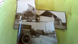 Photo D Epoque Guerre 14=18. Oost Druinkerque - Guerre, Militaire