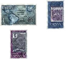 Ref. 84875 * MNH * - SPAIN. 1973. 5th CENTENARY OF SPANISH PRINTING . 5 CENTENARIO DE LA IMPRENTA EN ESPAÑA - Geography