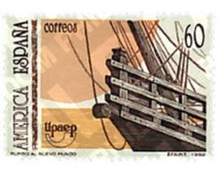 Ref. 85900 * MNH * - SPAIN. 1992. AMERICA-UPAEP. V CENTENARY OF THE DISCOVERY . AMERICA-UPAEP 1992 -  V CENTENARIO DEL D - Ships