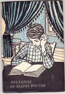 Literatuur Lot Met 4 Premie-uitgaven Van De Wereld-Bibliotheek-vereniging - Littérature