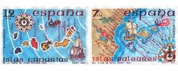 Ref. 85061 * MNH * - SPAIN. 1981. SPANISH ISLANDS . ESPAÑA INSULAR - Ships